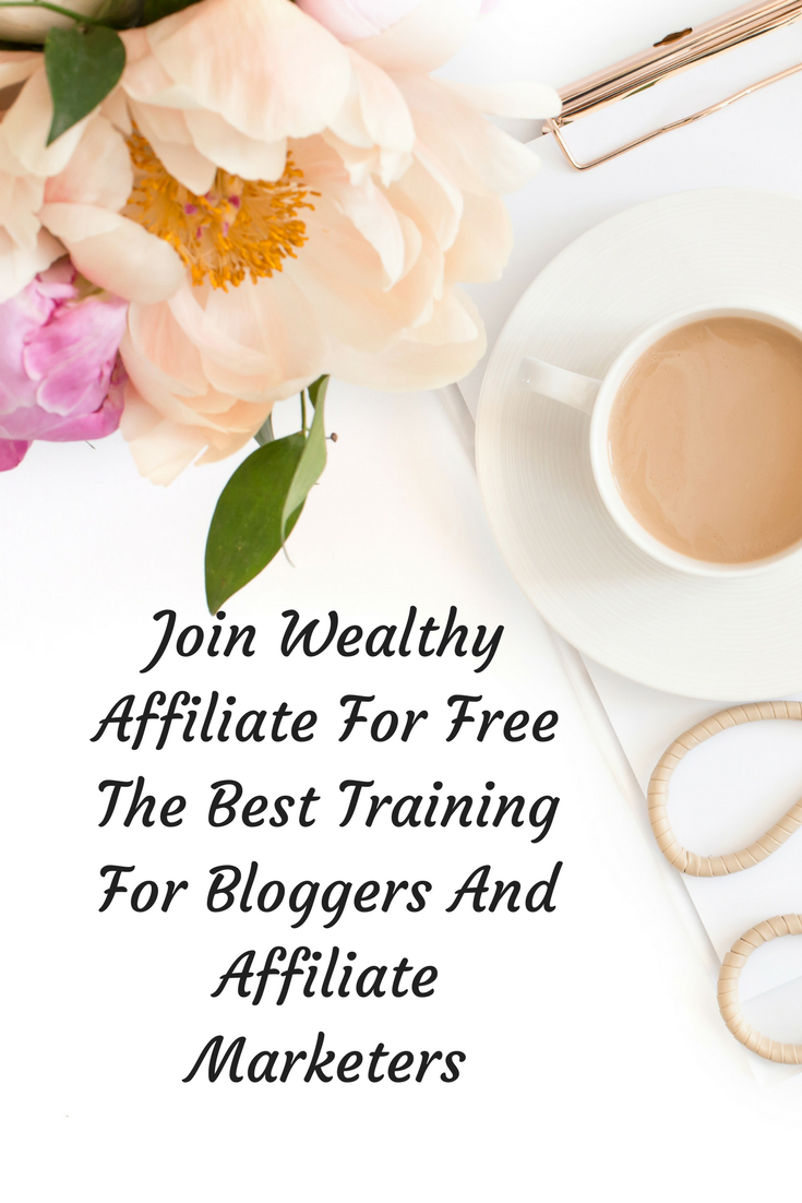 Join Wealthy Affiliate For Free. The Best Training For Bloggers And Affiliate Marketers