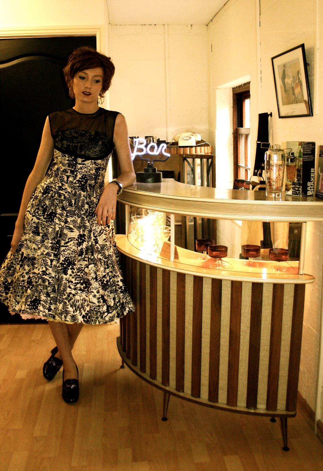 About Me. Vintage Shop