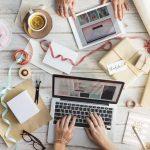 Creating blogging website