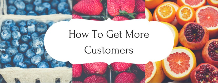 How To Get More Customers For My Business? - Understand them