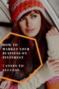 Pinterest 7 steps to success