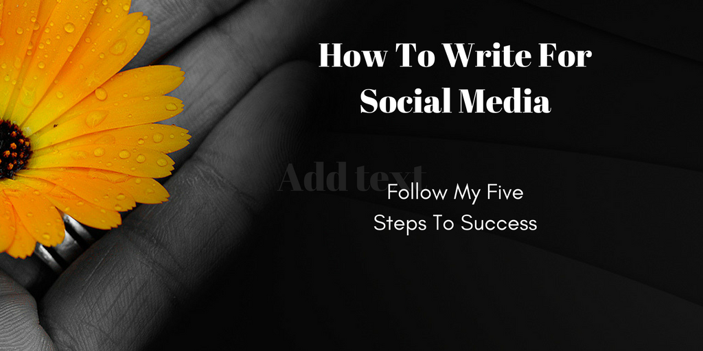 5 steps to social media success