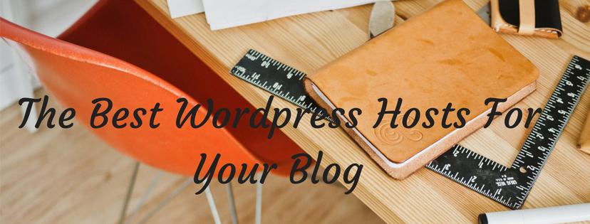 Best host sites wordpress based