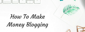 5 ways to earn from blogging