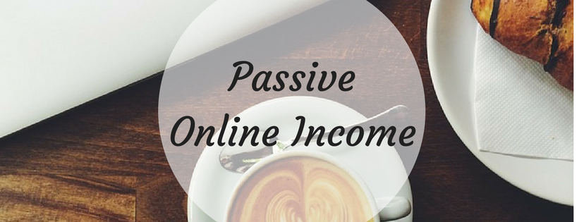 What is Passive Online Income about ?