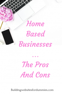The Pros and Con's Of Working From Home