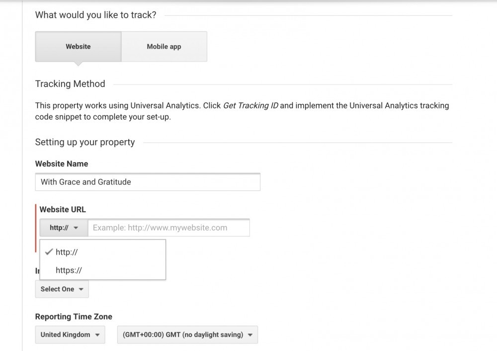 The Right Way To Put Your Website IncGoogle Analytics