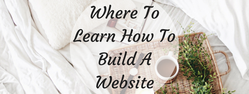 How To Learn How To Build A Website