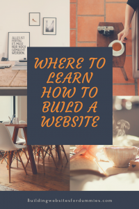 Where To Learn How To Build A Website