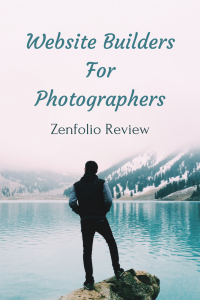 Website Builders For Photographers. A Review Of Zenfolio