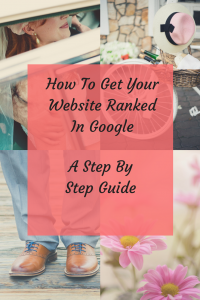 How To Get My Website Ranked By Google| A Step By Step Guide