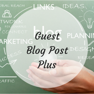 Guest Blog Post Plus On Building Websites For Dummies
