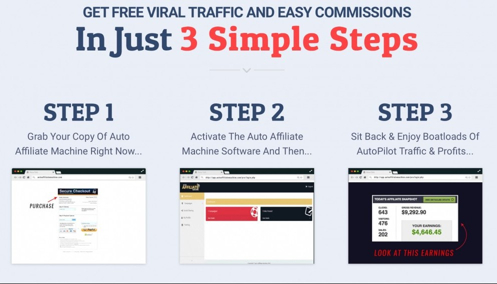 What is Auto Affiliate Machine