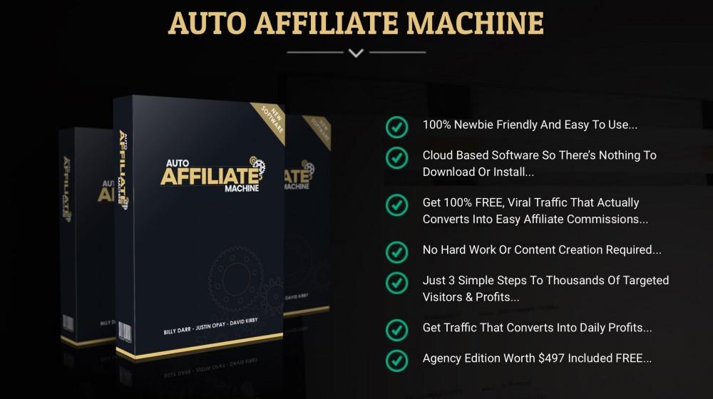 What is Auto Affiliate Machine