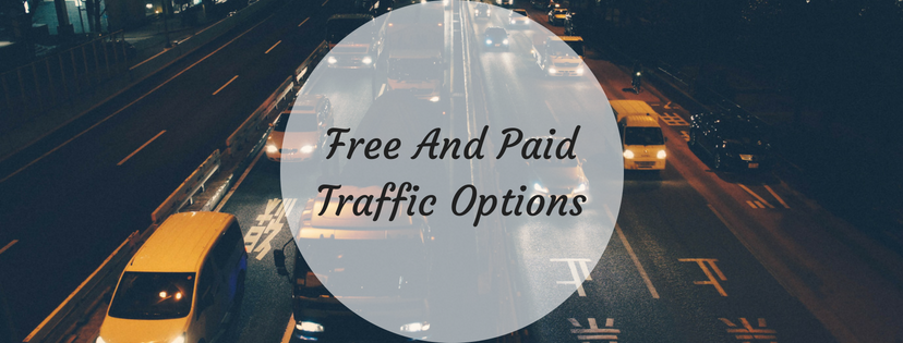 How Do I Get More Traffic To My Website - Your Free And Paid Options