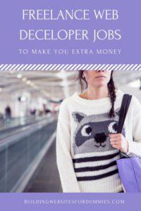 Freelance Web Developer Jobs To Make You Extra Money