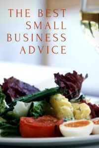 The Best Small Business Advice