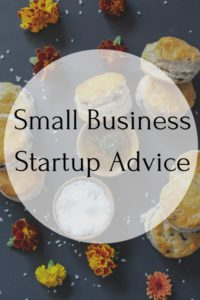 Small Business Startup Advice