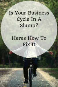 Is Your Business Cycle In A Slump?