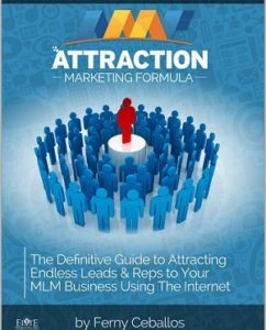 Attraction Marketing Formula Review - Scam Or Not ?