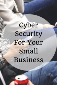 Cyber Security For A Small Business