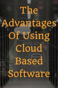 The Advantages Of Cloud Based Software - Security First