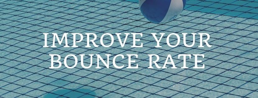 How To Improve Website Bounce Rate - And Why It's So High