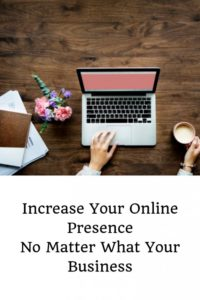 11 Ways To Improve Your Online Presence