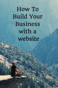 Build Your Business With A Website