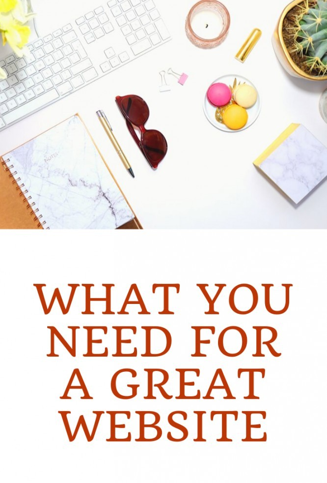 What You Need For A Great Website Read My Post For Advice And Help No Matter What Kind Or Size Your Business Is