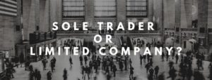 Sole Trader Or Limited Company - What's The Difference?
