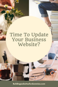 Time to Revamp your Business Website?